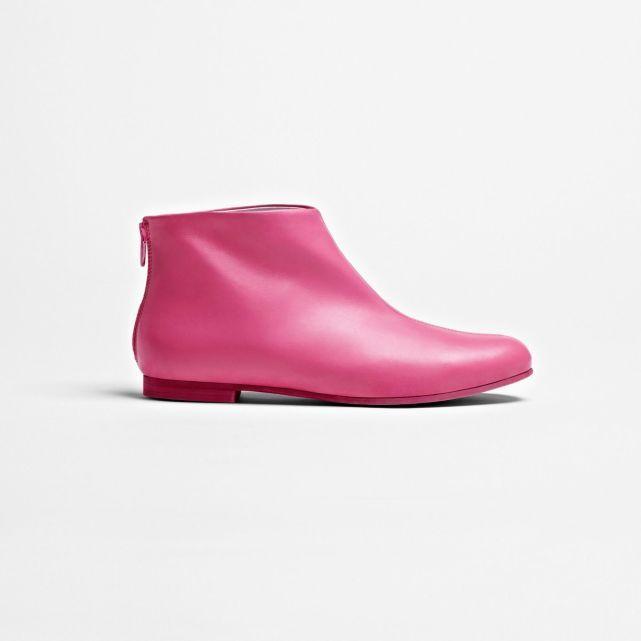 La Redoute, Mode française   Bottines, Chaussure rose, Mode