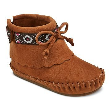 Toddler moccasins, Moccasin boots