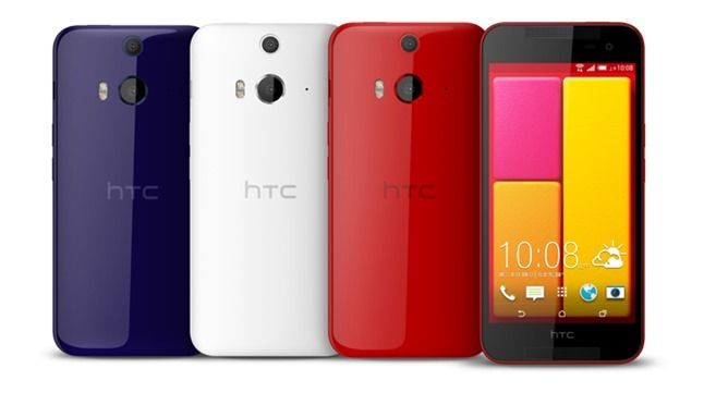 HTC Officially Announces The Butterfly 2 (AKA J Butterfly HTL23) For Asian Markets With A Snapdragon 801, 13MP Duo Camera, And More