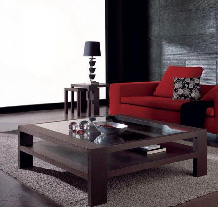 La mesa de centro es un mueble que ocupa un espacio muy for Que es un canape mueble