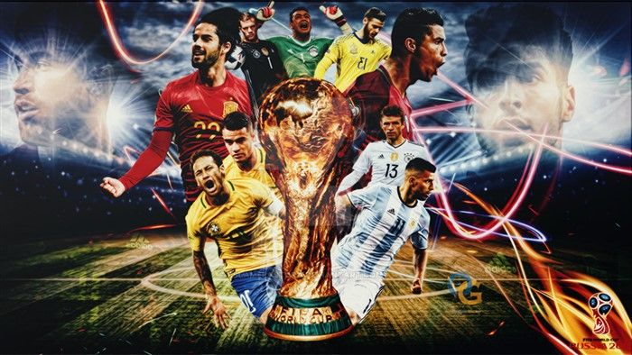 Fifa World Cup 2018 Top 10 Hd Wallpapers With Images World Cup 2018 World Cup World Cup Russia 2018
