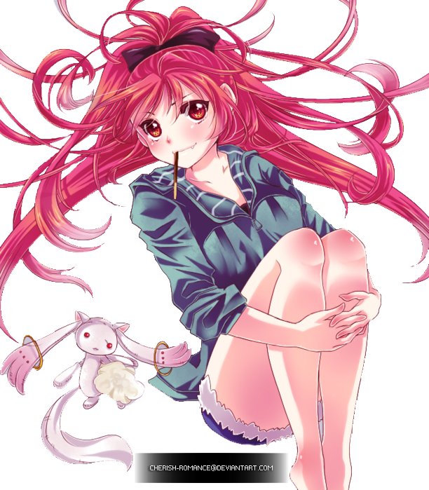 Kyoko Sakura Render by cherishromance on DeviantArt