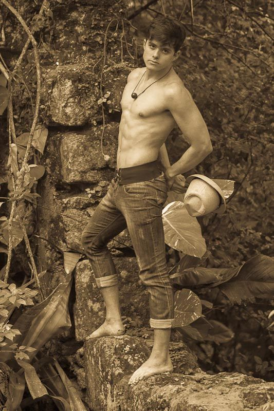.nice little old-timey shoot! totally me