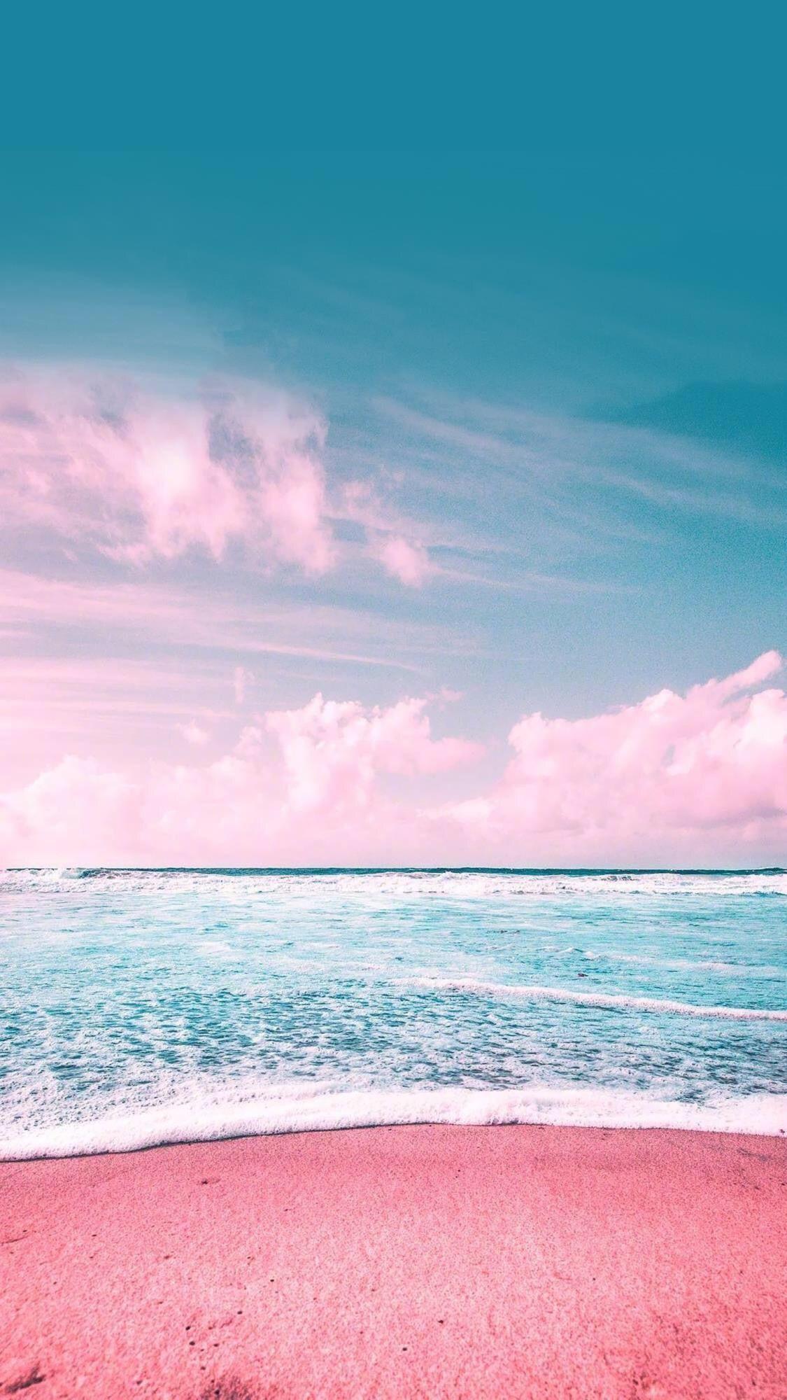 Ruzova Plaz Tapety Iphone Pink Beach Wallpaper Iphone Sveas6368 Pozadi Pink Plaz Tapety Ipho Beach Wallpaper Iphone Beach Wallpaper Wallpaper Iphone Summer