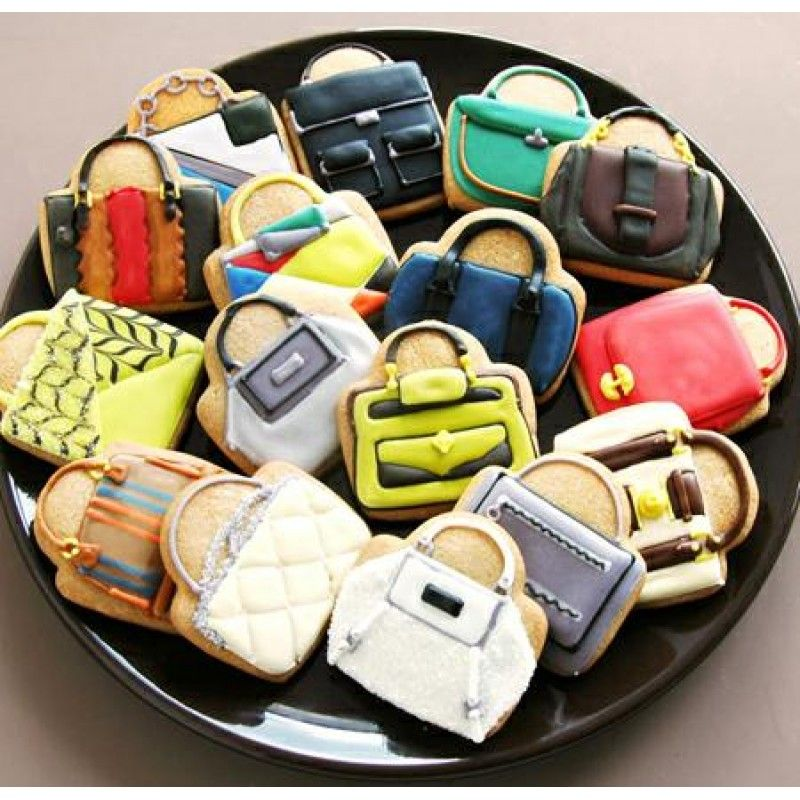 Handbag Cookie Cutter