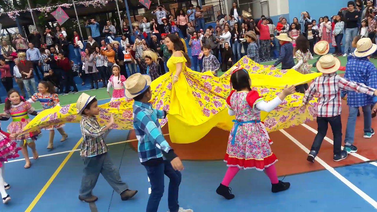 Danca Da Saia Festa Junina Menina Bonita Com Imagens Saia