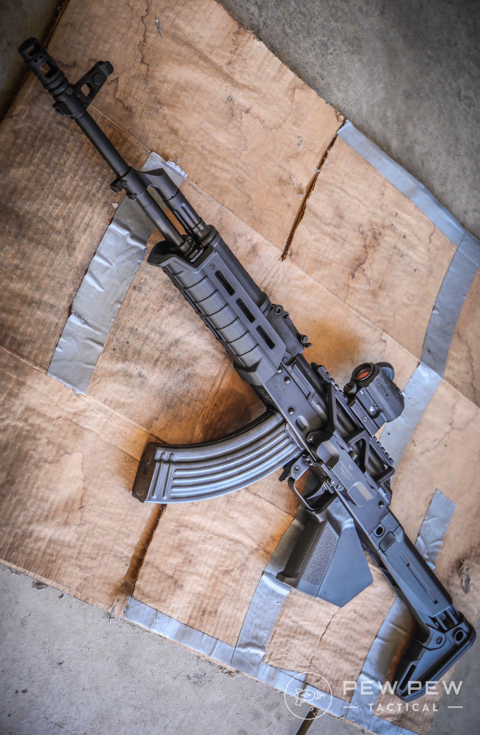 Review] Palmetto State Armory AK-47 (PSAK-47 GF3) with Video