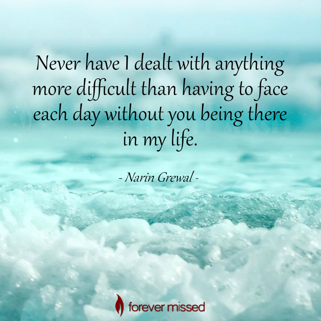 🕯 Create an Online Memorial  Grieving quotes, Grief quotes, I