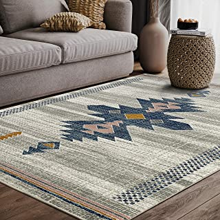 Amazon Com Southwest Outdoor Rug Home Kitchen In 2020 Southwestern Area Rugs Southwestern Outdoor Rugs Area Rugs