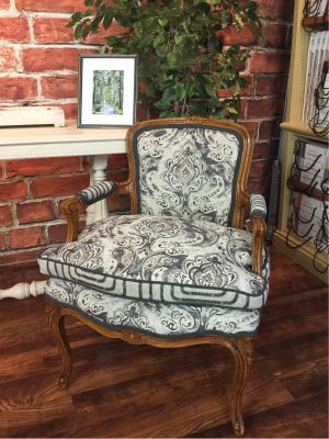 Is It Worth The Cost To Reupholster A Chair Kim S Upholstery Dining Chair Upholstery Fabric Dining Room Chairs Upholstery Fabric For Chairs