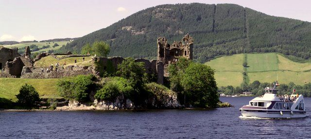 Loch Ness Glencoe The Highlands The Highlands Schottland