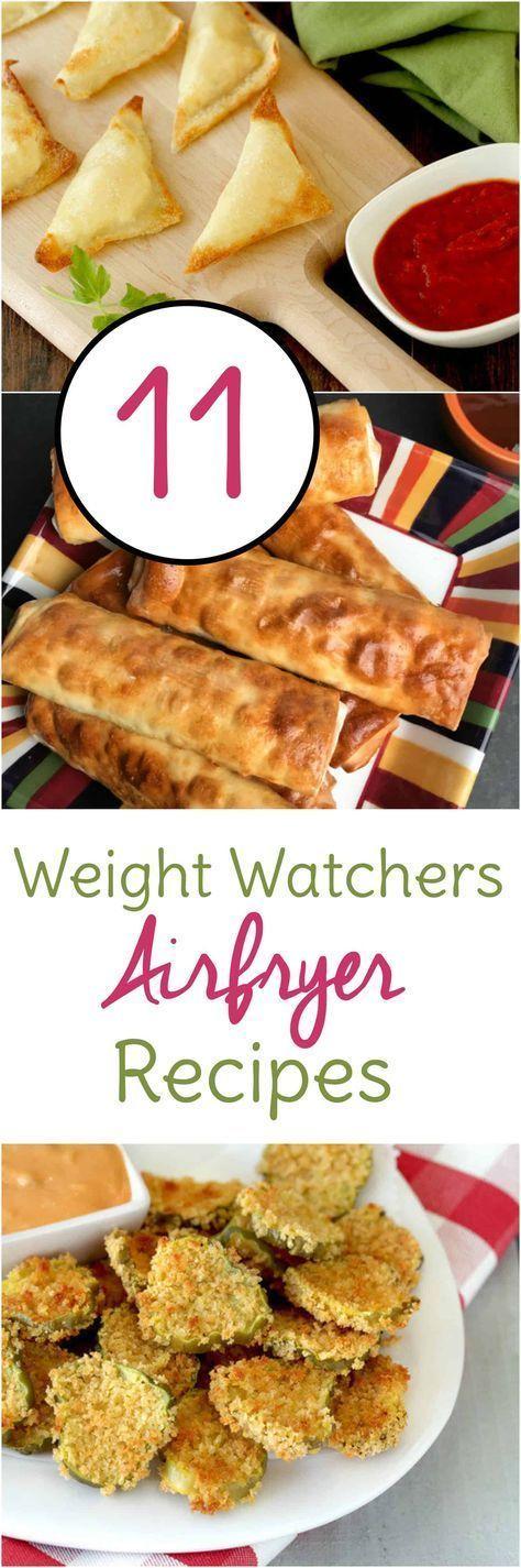 Pin on Weight Watcher Air Fryer Recipes