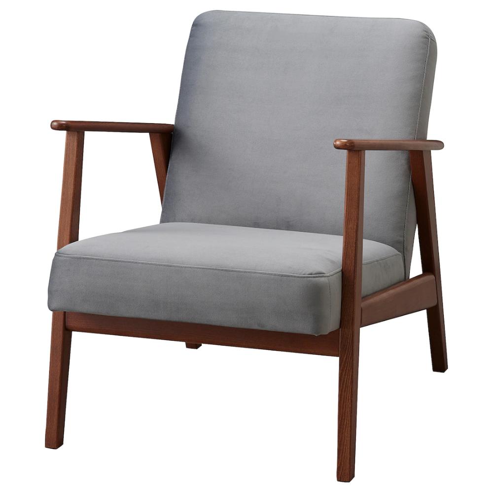 La sedia è molto pratica e pieghevole. Scandinavian Armchair Ikea Off 67 Www Officialliquidatormumbai Com