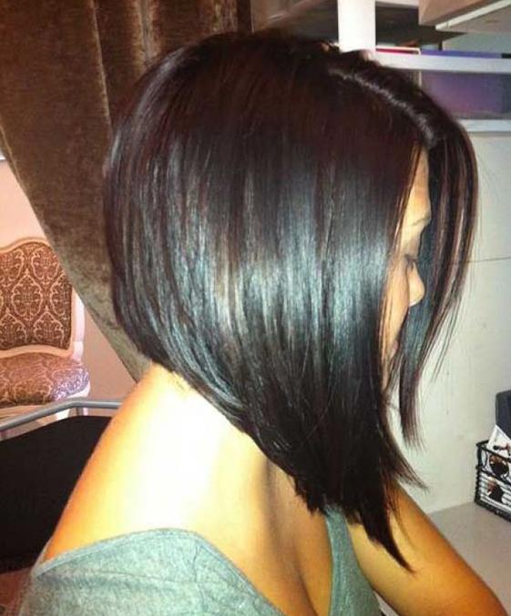 Carr plongeant coupe cheveux coupe de cheveux a tester pinterest carr plongeant long - Couleur carre plongeant ...