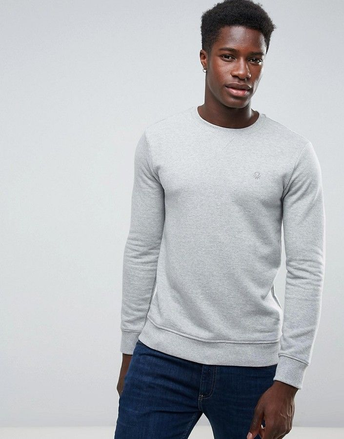 Sweater Cashmere In Gray Pinterest Yqh8gwq Products Blend Benetton 1FwnS