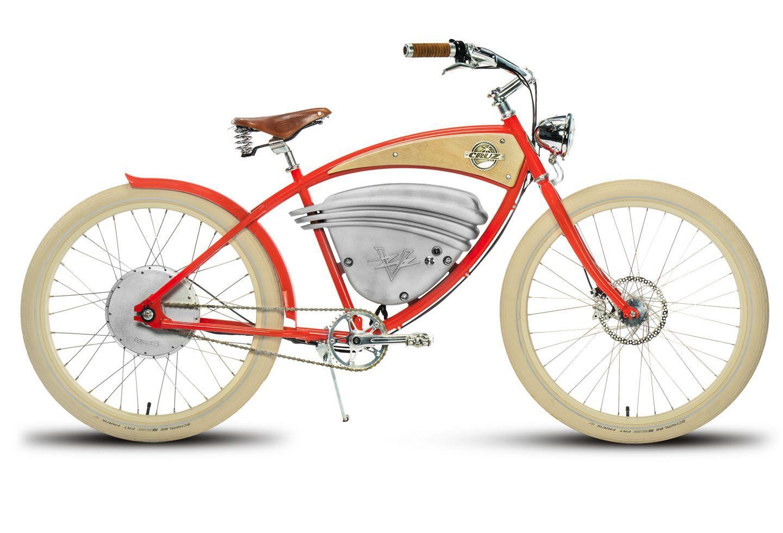 Elektrisches Vintage Fahrrad Bici Electrica Bicicleta Electrica