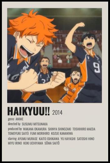 anime poster design inspiration