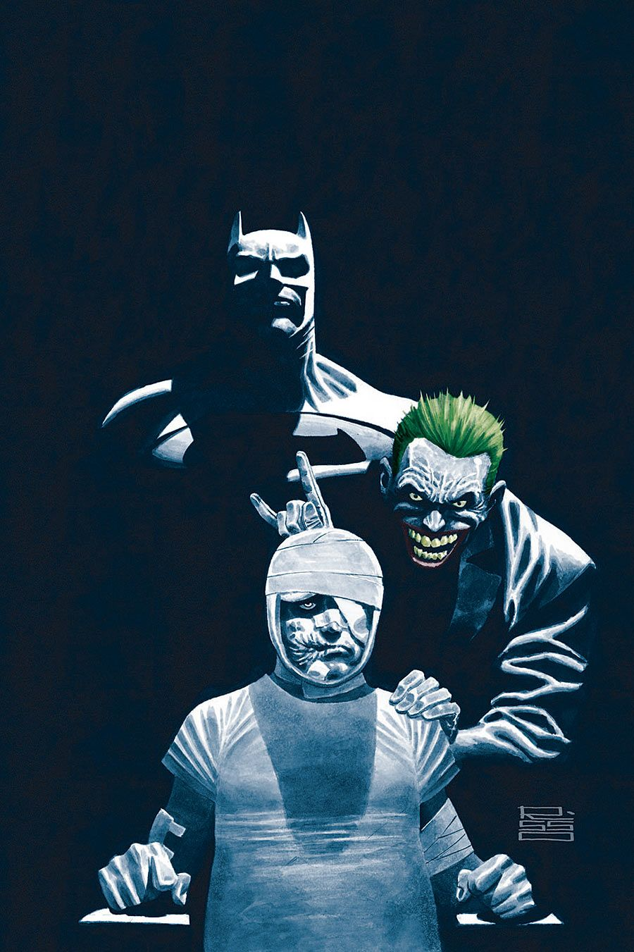 Dini Returns To Batman For Dark Night A True Batman Story