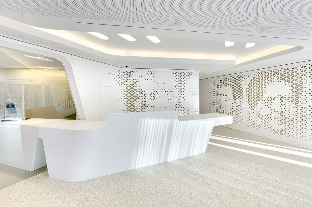 Baars & Bloemhoff (Product) - HI-MACS®: the Solid Surface for the next generation. - architectenweb.nl