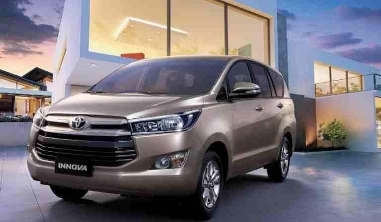 1 تويوتا إنوفا 2020 فئة ليمتدمواصفات تويوتا انوفا 2020 الشكل الجديد في البحرينسعر تويوتا إنوفا 2020 في البحرينمعارض يتو Toyota Toyota Innova Luxury Automotive