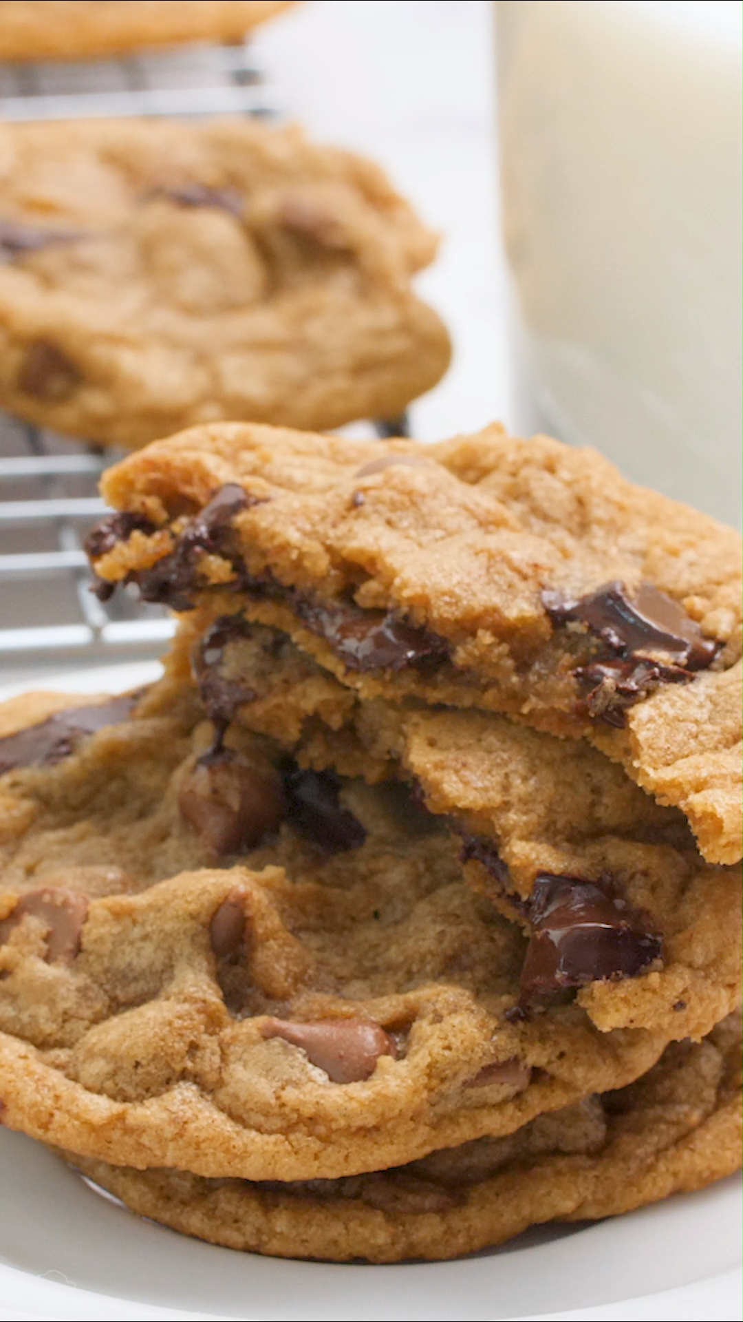 Photo of Brown Butter Chocolate Chip Cookies