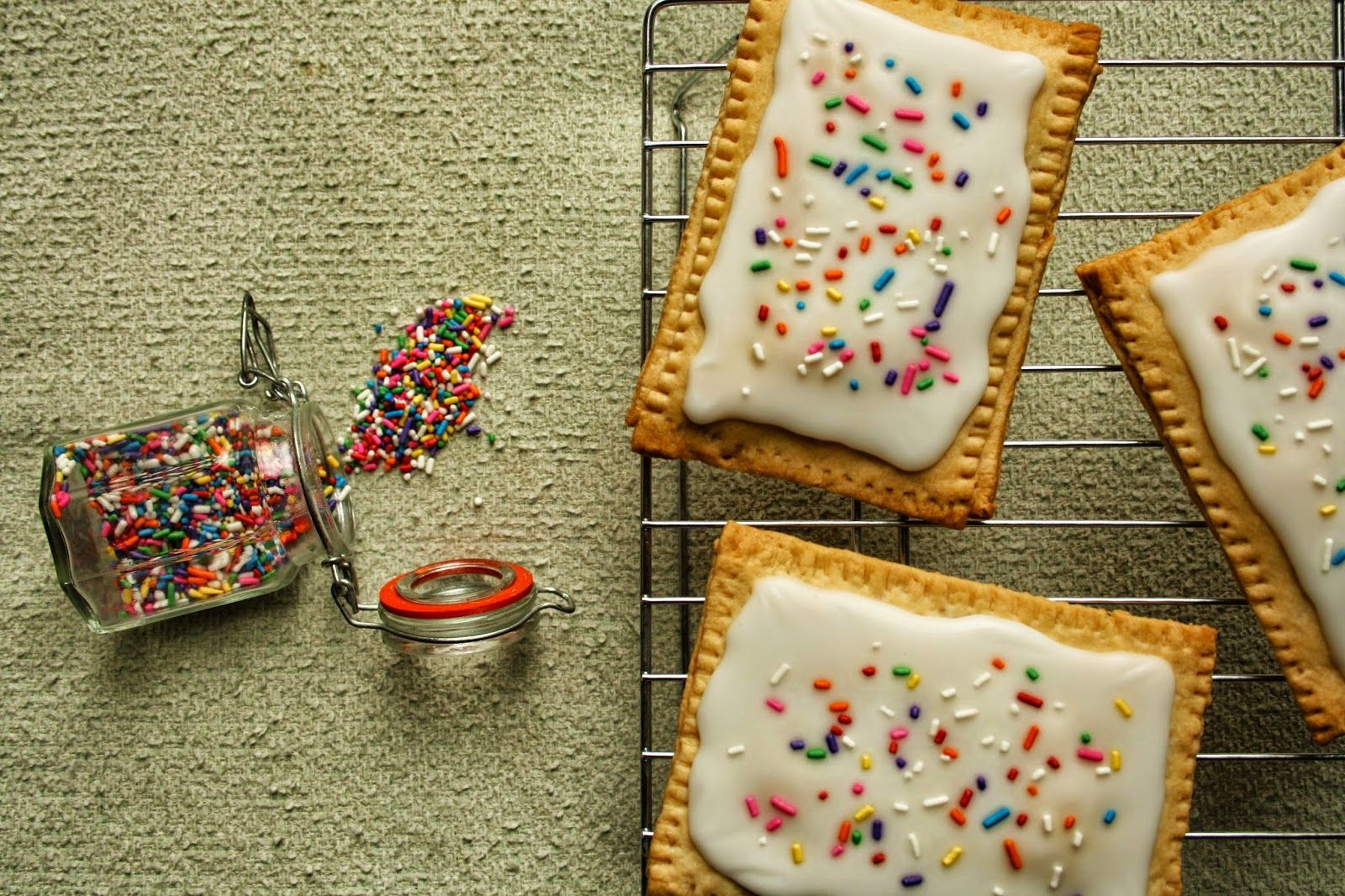 Vegan Pop-Tarts!