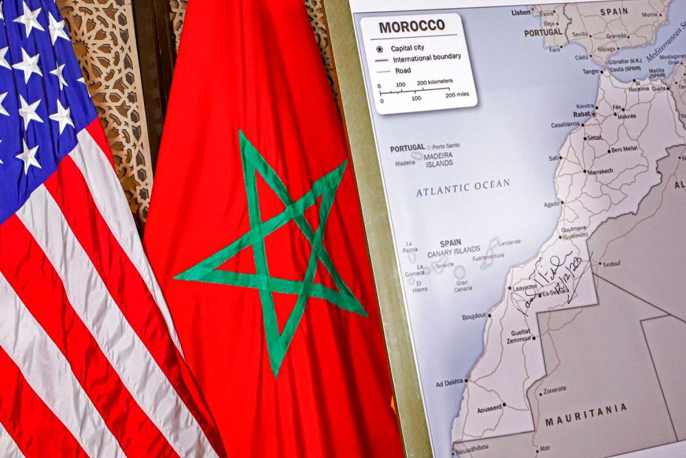 Trump S Recognition Of Moroccan Sovereignty Over Western Sahara Is Dangerous Biden Should Reverse It Morocco Western Sahara African Countries
