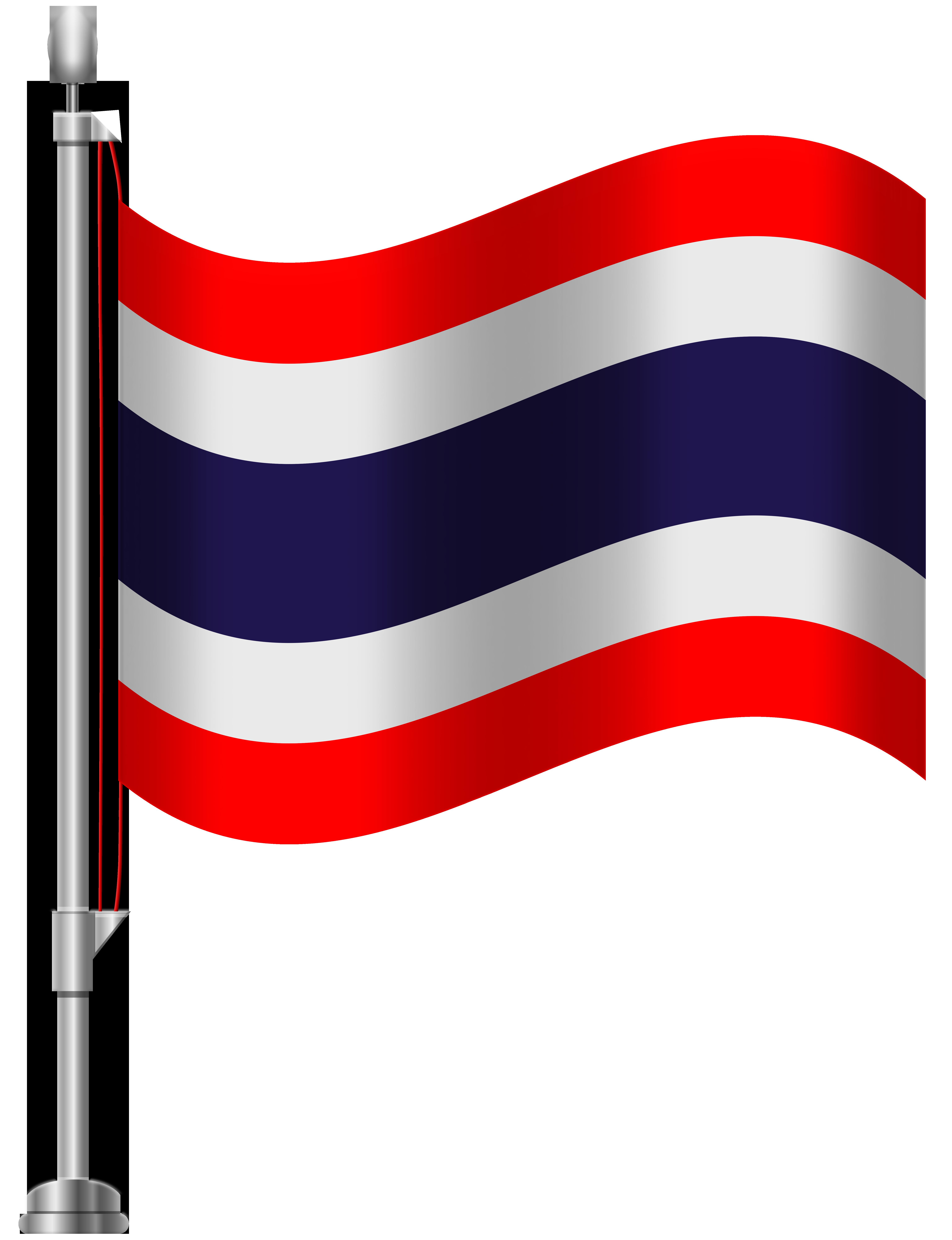 Thailand Flag Png Clip Art Thailand Flag Flag Clip Art