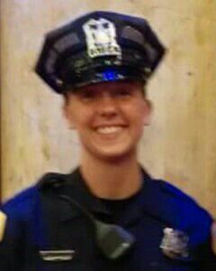 God bess you officer thank you for your service. God Bless the Thin Blue Line..