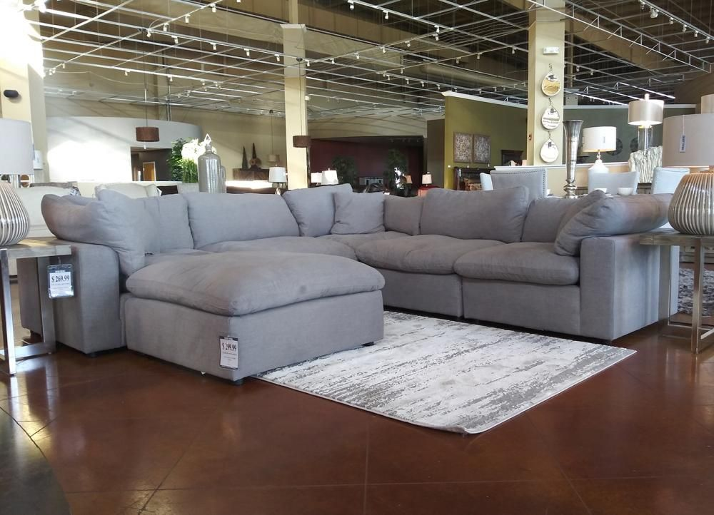 Best Elements Cloud 9 5 Piece Sectional Sofa In 2020 Most 640 x 480