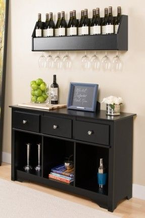 great for small spaces/apartment if in need of a mini bar/buffet ...