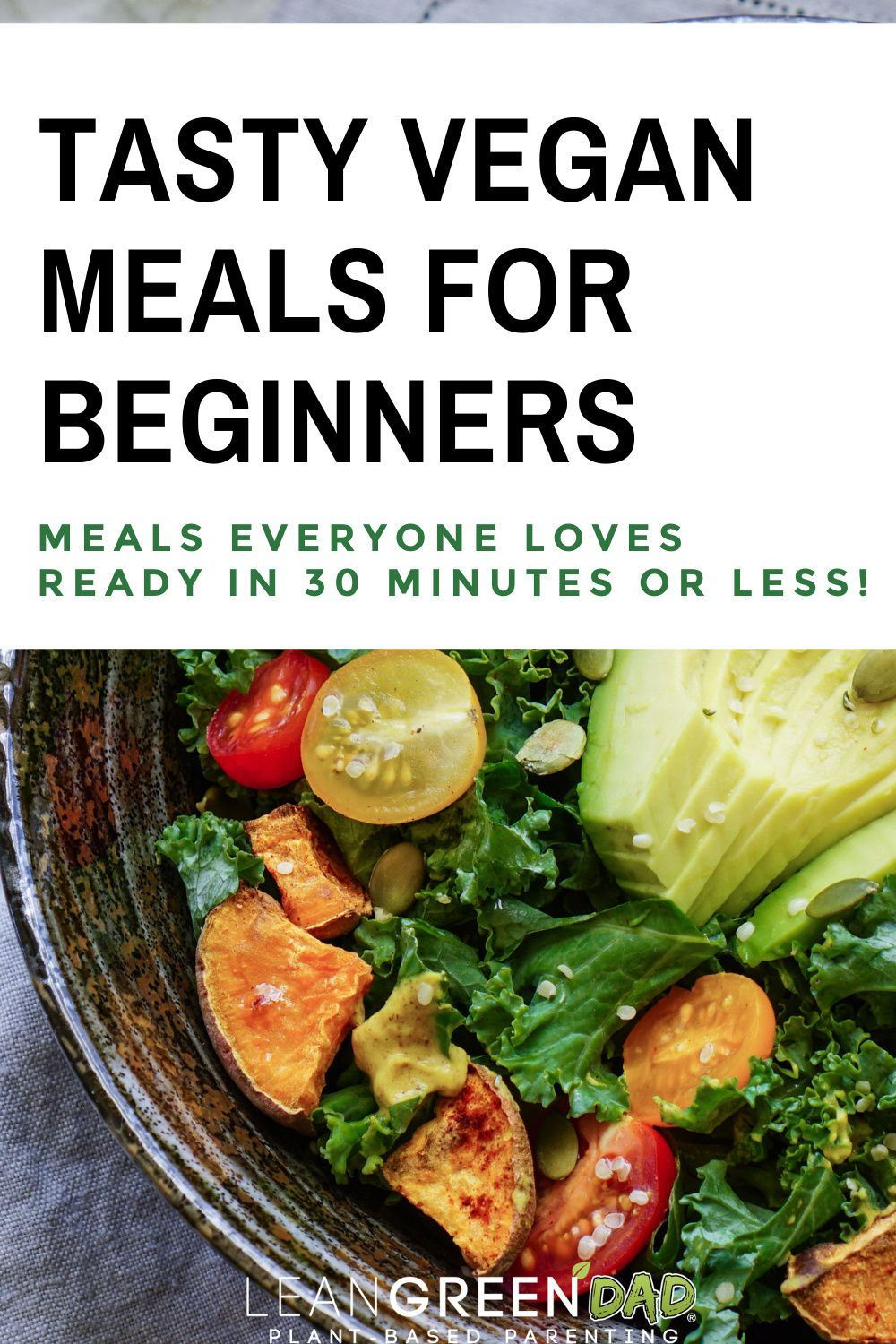 Get These Tasty Vegan Meals For Beginners Delivered To Your Inbox In 2020 Plant Based Recipes Breakfast Vegan Recipes Easy Meals Everyone Loves