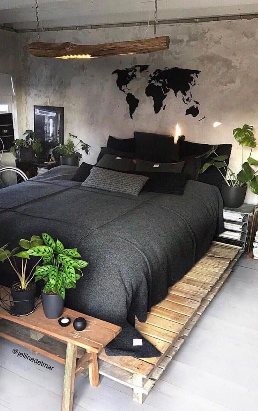 Photo of 50 coole en moderne ideeën voor slaapkamerontwerp en -decoratie – Pagina 6 di 50 – meest gel …