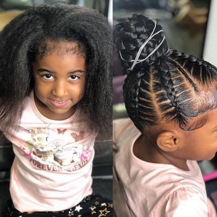 If You Re On A Quest For Braid Hairstyles For Little Girls With Natural Hair Look No Further Little Girls In 2020 Hair Styles Girls Hairstyles Braids Kids Hairstyles
