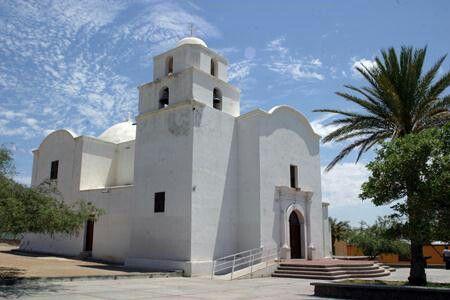 Resultado de imagen para Misión San Diego de Pitiquito