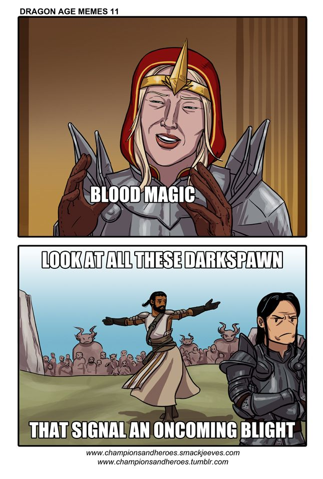 Dragon Age Memes Foxydoor Com With Images Dragon Age Memes