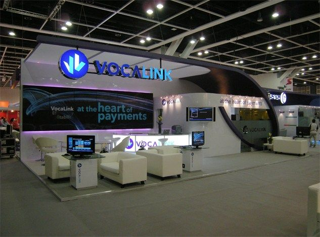 Exhibition Stand Crossword Clue : Vocalink sibos hong kong exhibition stands