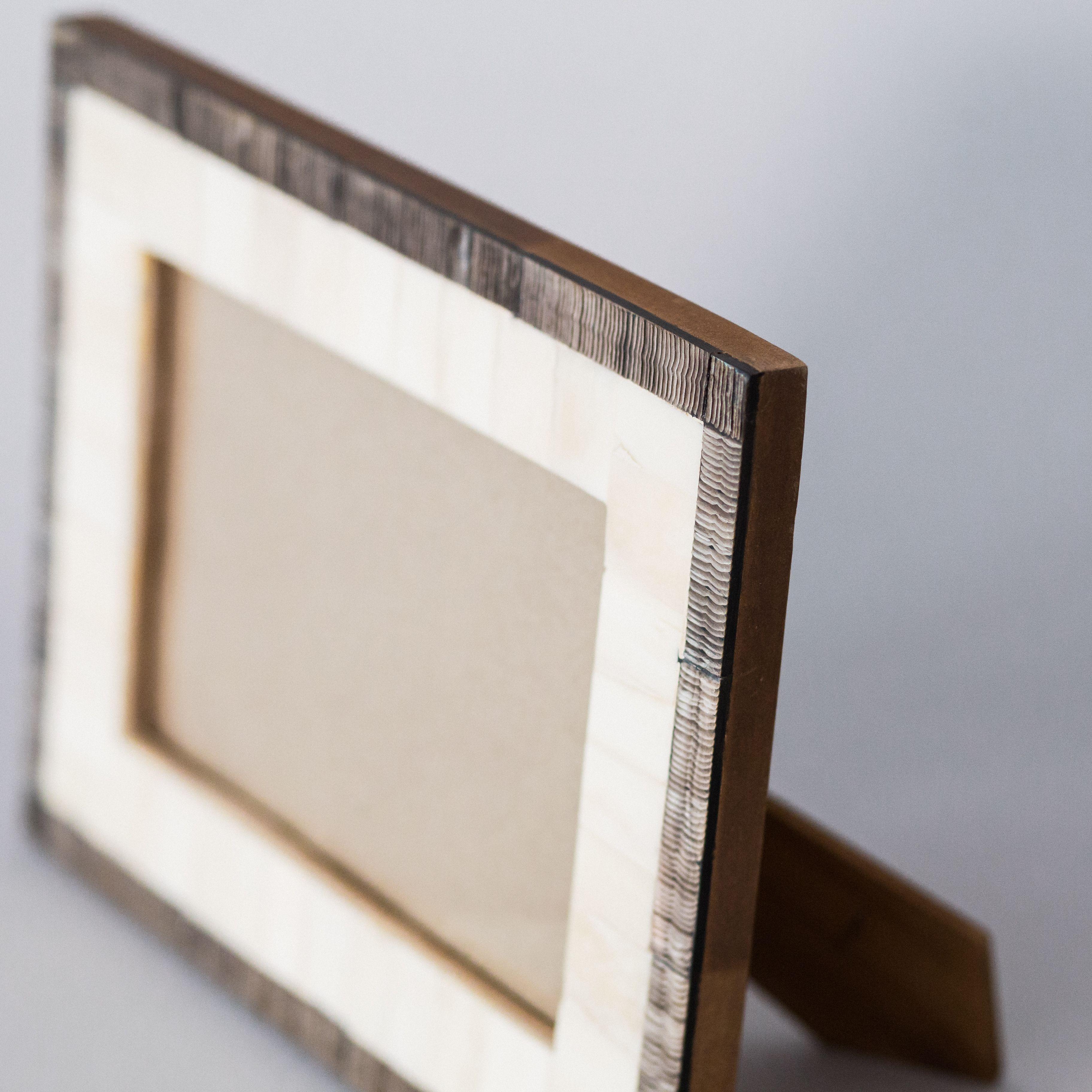 Simple Espresso Cream Frame 5x7 Frame Espresso And Cream Frame Tray 5 x 7 picture frames