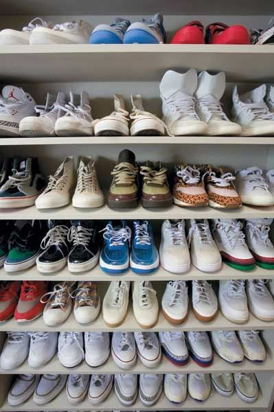 Closet Collection: Kanye West Sneaker Collection