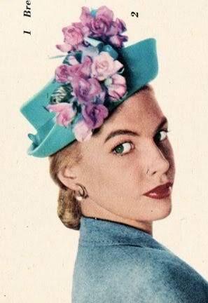 1940s Hats History 20 Popular Women S Hat Styles 1940s