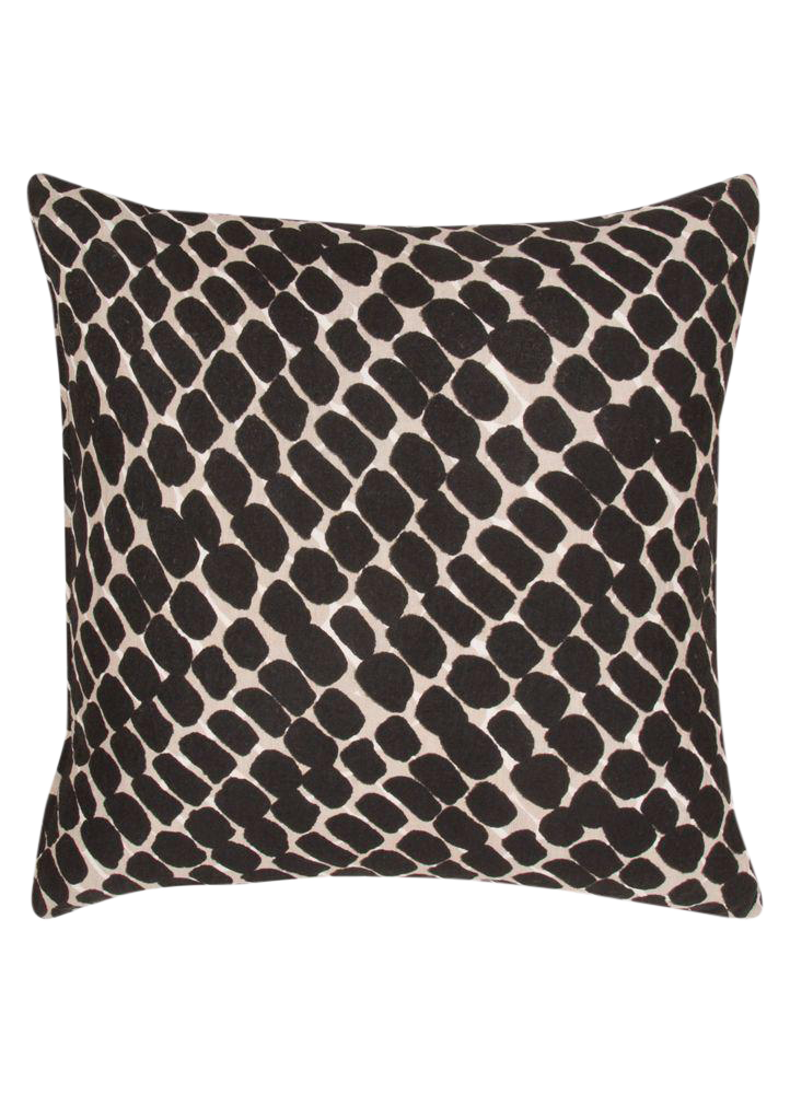 Black Dobbins Pillow From The Kate Spade New York Home Collection Punch Up The Color And Comfort Quotient Of Your Throw Pillows Pillows Couch Pillows Colorful