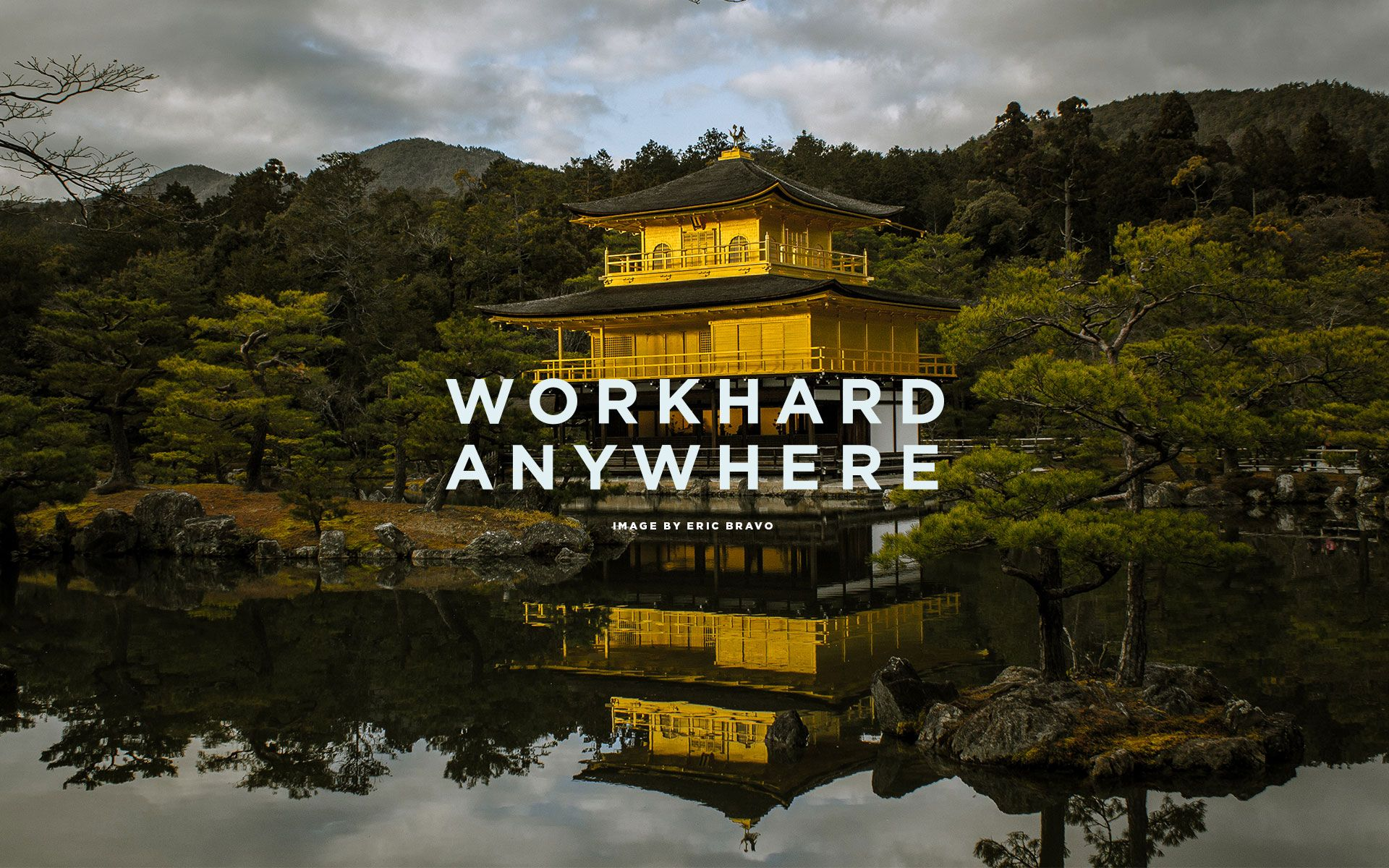 Kinkakuji - Work Hard Anywhere | WHA — Laptop-friendly cafes and spaces. (Wifi, outlets, seating, and more)