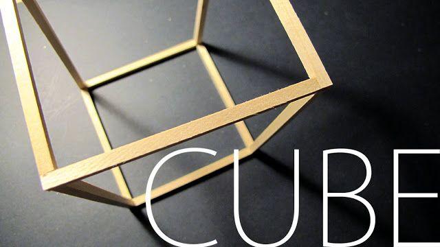 Frk. Hansen: CUBE DIY