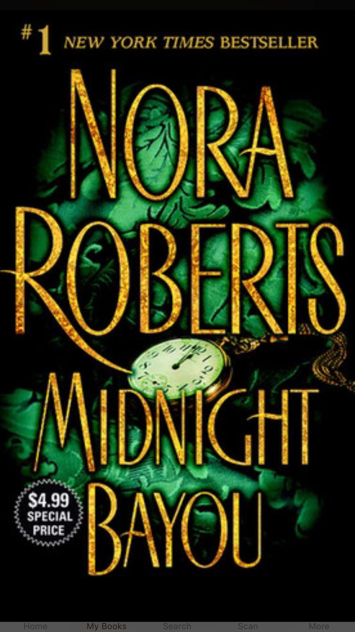 Midnight bayou nora roberts books nora roberts