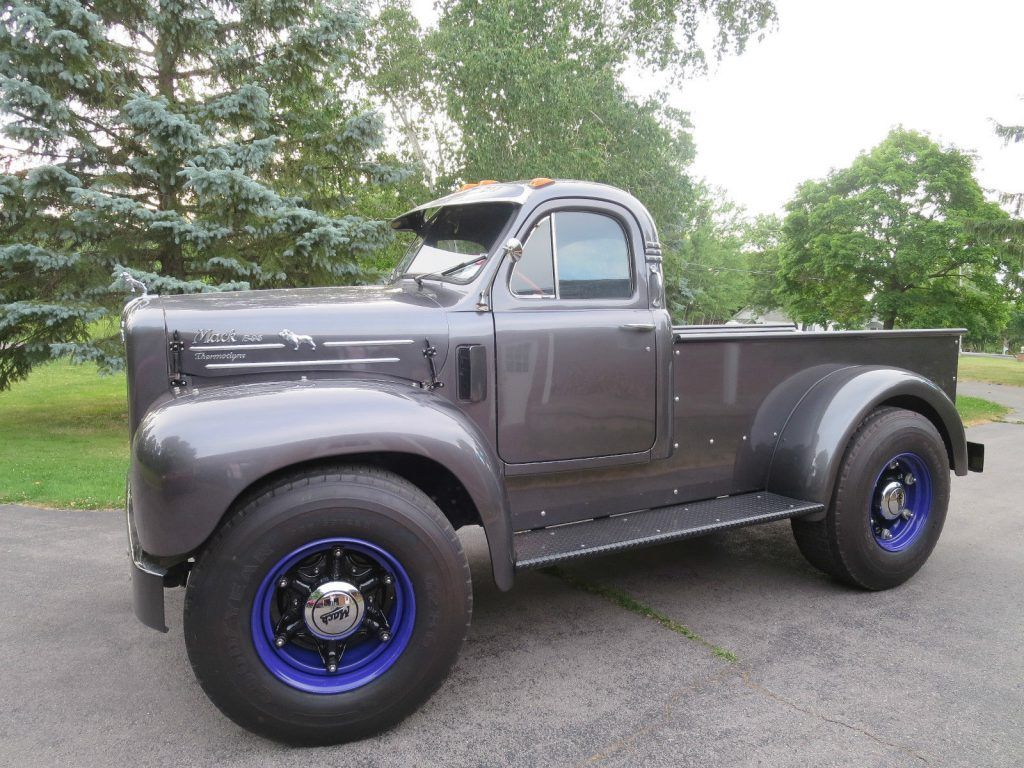 Ford F800 Trucks custom| box Fender should of been an \'80 to \'86 ...
