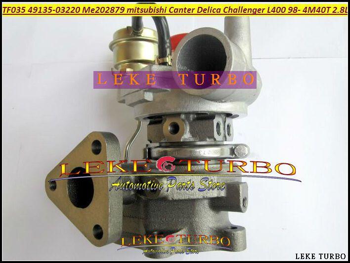 Turbo TF035-2 49135-03220 49135 03220 ME202879 Turbocharger