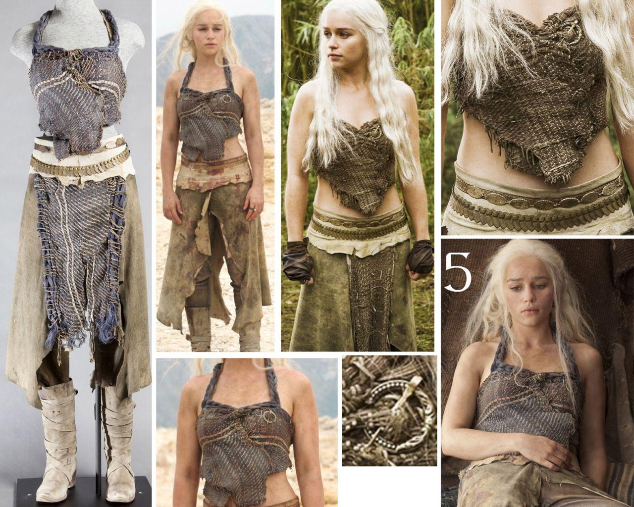 Daenerys targaryen cosplay cosplay pinterest for Daenerys targaryen costume tutorial