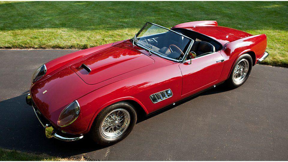 Ferrari 250 GT California LWB Competizione Spyder (1960 ...