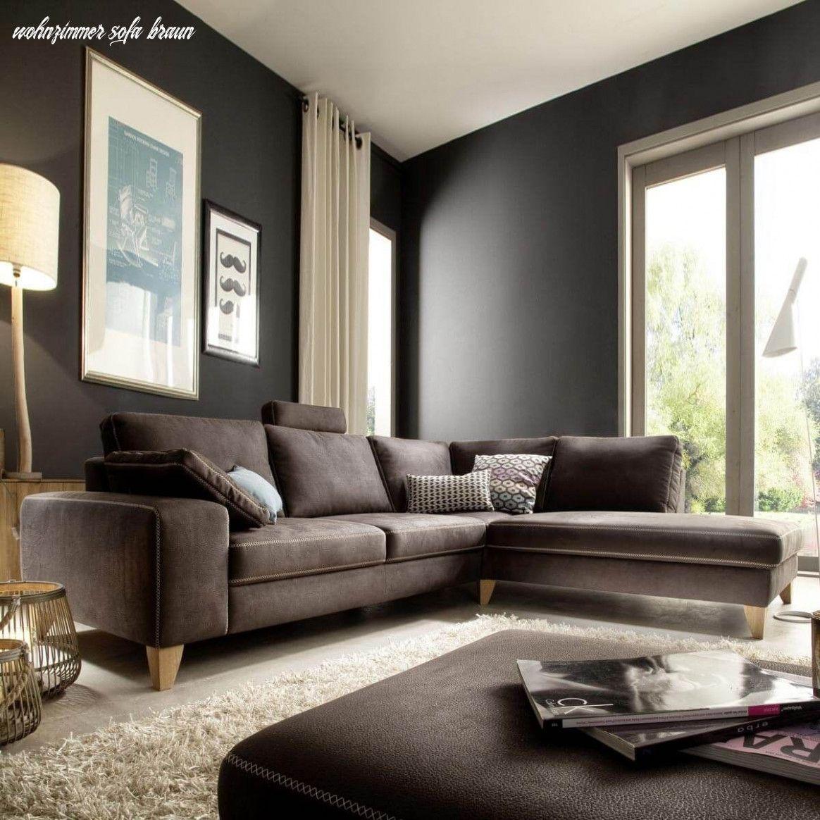 Braunes Leder Couch Wohnzimmer Mit Bildern Wohnzimmer Braun Sofas Wohnzimmer Wohnzimmereinrichtung