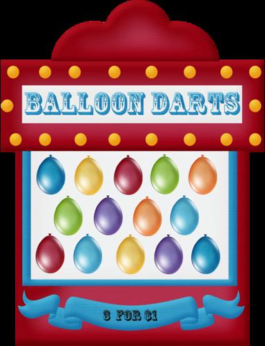 Birthday Circus Big Bundle Graphics Fair Farm